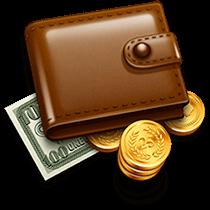 Деньги наличные оплата