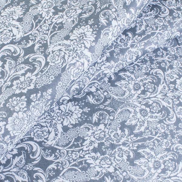 ткань бязь плательная на отрез в розницу арабеска