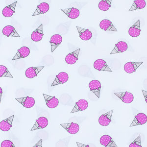 ткани оптом бязь плательная в рулонах мороженое фуксия