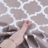 ткани оптом бязь плательная в рулонах арабеска кофе