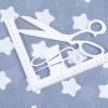 ткани оптом бязь плательная в рулонах прянички серый