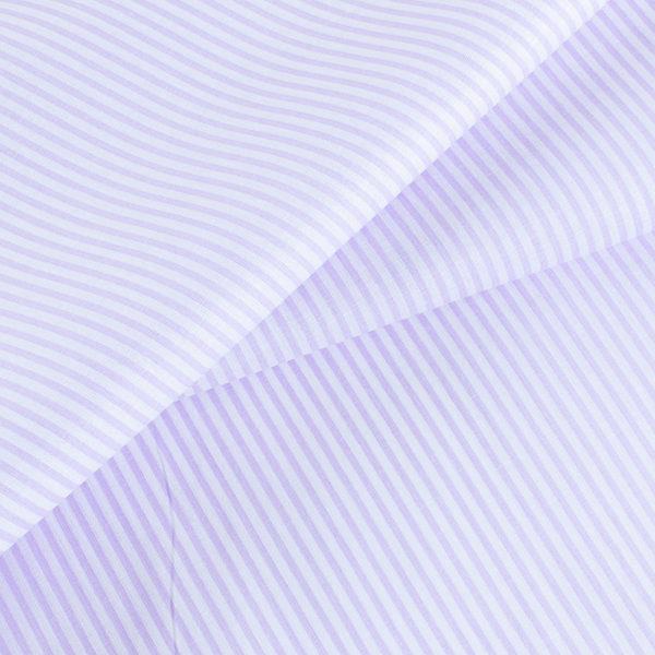 ткани оптом бязь плательная в рулонах полосы сирень