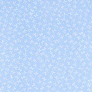 ткань на отрез бязь плательная бантики