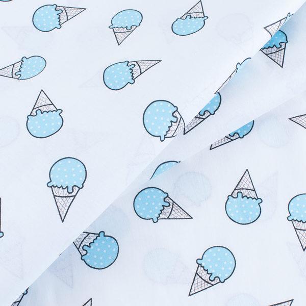 ткани оптом бязь плательная в рулонах мороженое бирюза
