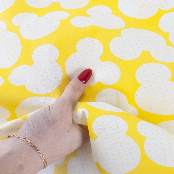 ткани оптом бязь плательная в рулонах микки