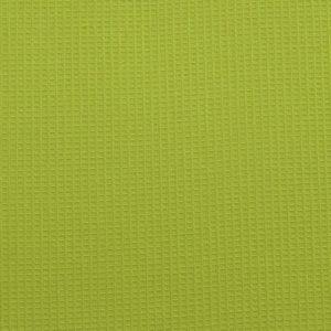 Вафельное полотно гладкокрашенное в рулоне 50 м шир. 150 см Лайм