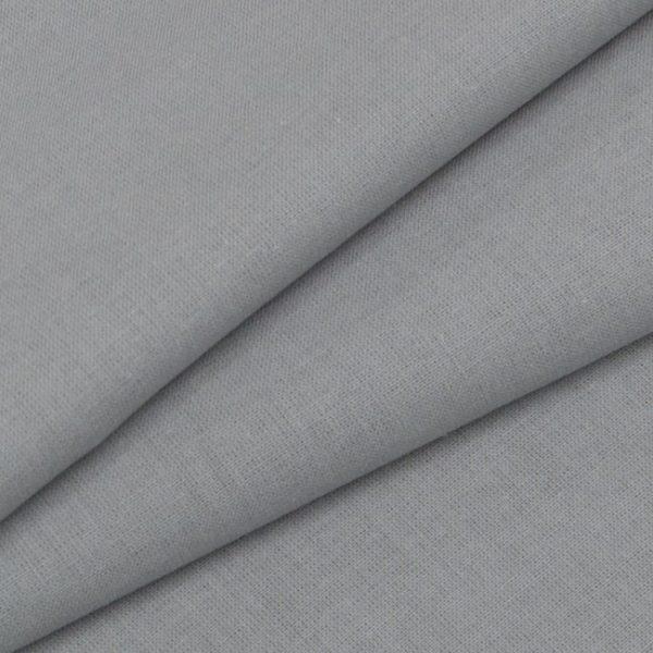 Ткань на отрез бязь ГОСТ Шуя 150 см Серый