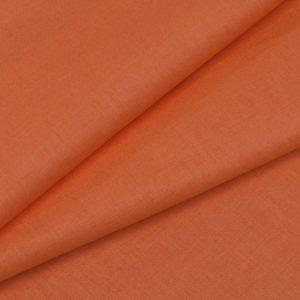 Ткань на отрез бязь ГОСТ Шуя 150 см персик