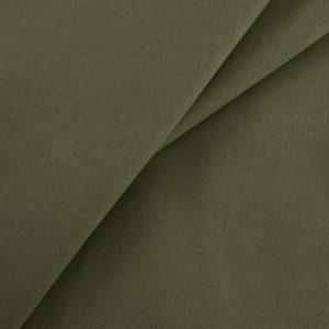 ткань бязь однотонная оптом в рулоне Олива
