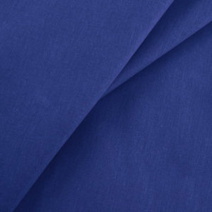 ткань бязь однотонная оптом в рулоне Синий