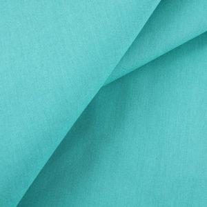ткань бязь однотонная оптом в рулоне Изумруд