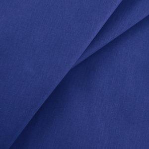 ткань бязь ГОСТ однотонная оптом в рулоне Синий