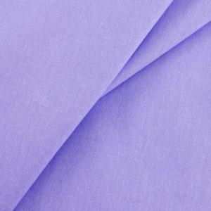 ткань бязь ГОСТ однотонная оптом в рулоне Сиреневый