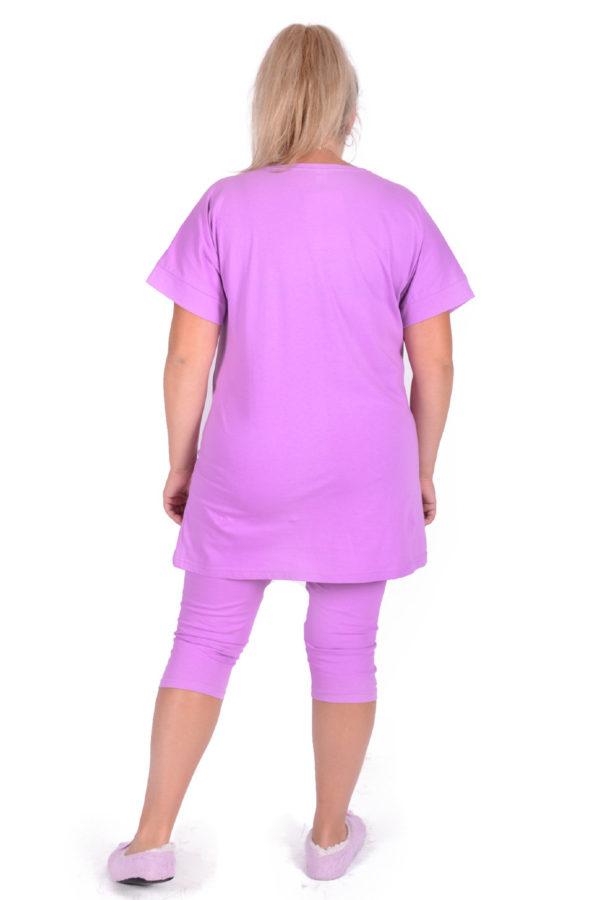 женская одежда пижама трикотаж купить дешево интерлок