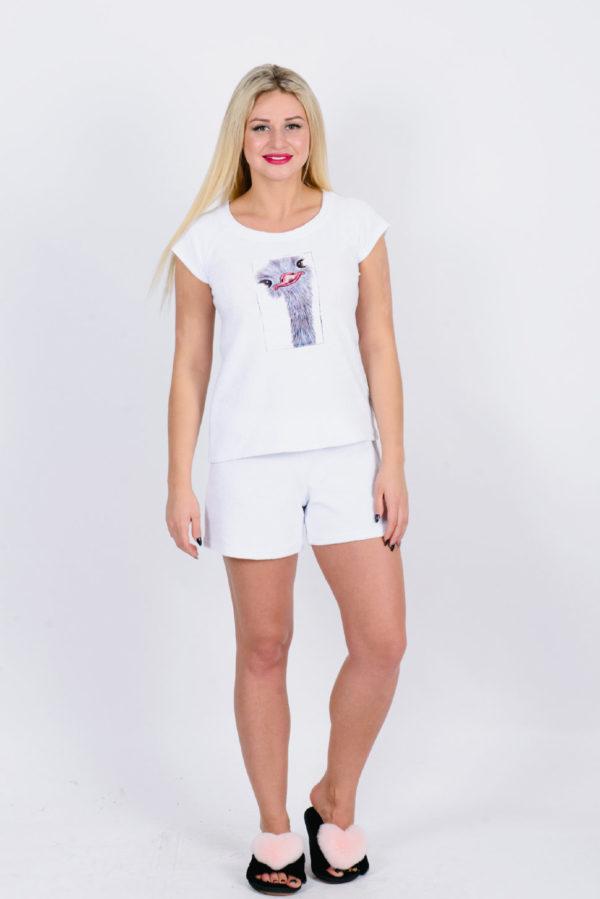 женская одежда пижама трикотаж купить дешево кулирка