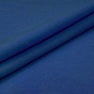 ткань фланель на отрез синий