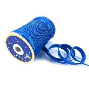 кант отделочный синий