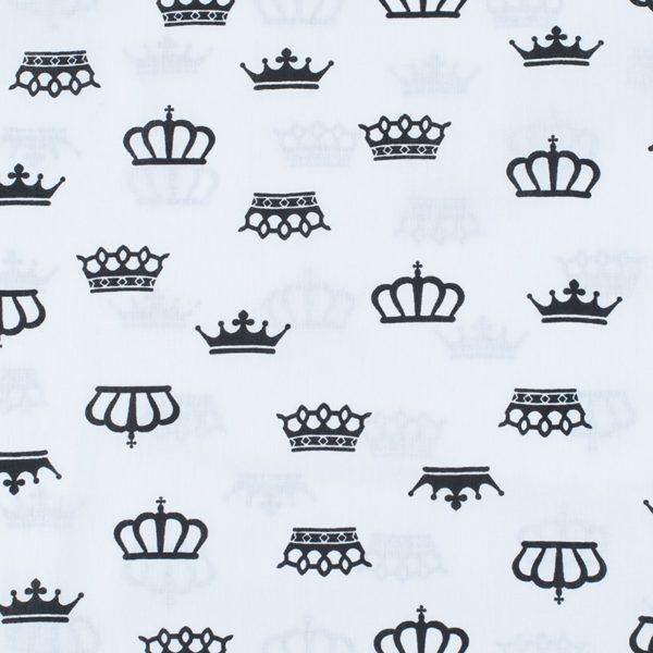 ткань на отрез бязь плательная короны