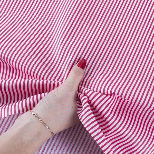 ткань бязь плательная на отрез в розницу полосы