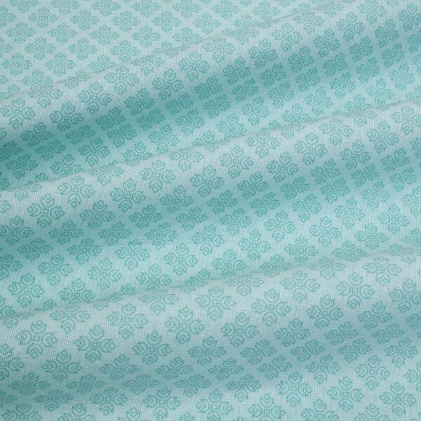 ткани на отрез поплин постельный 220 см