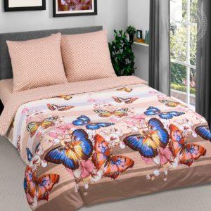 поплин постельный на отрез 220 см
