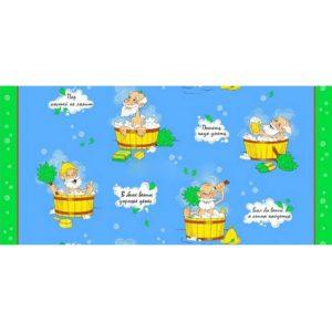 банное вафельное полотенце