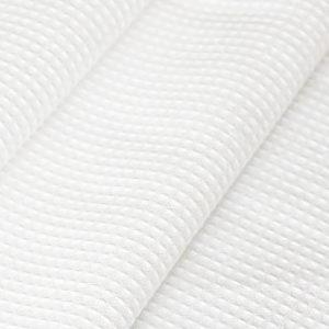 отбеленное вафельное полотенце