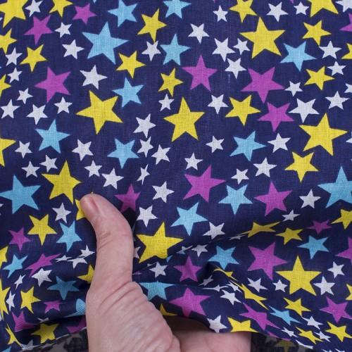 ткань на отрез бязь звезды