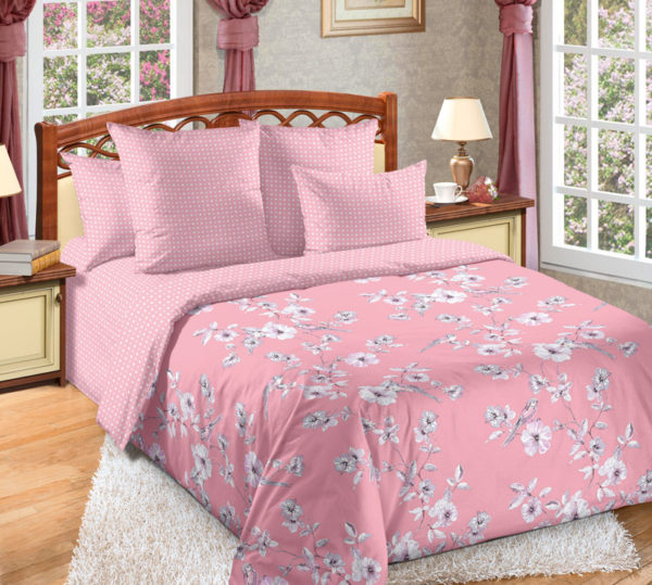 ткани в рулонах бязь постельная 220 см