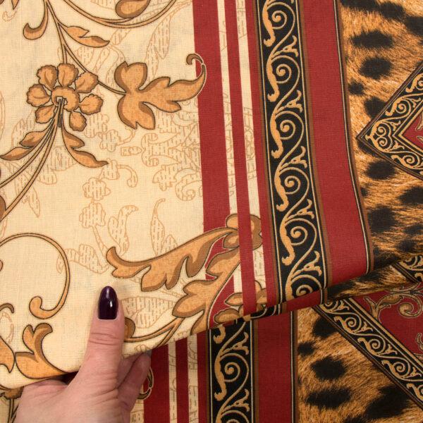 ткань на отрез в розницу бязь постельная 220 см