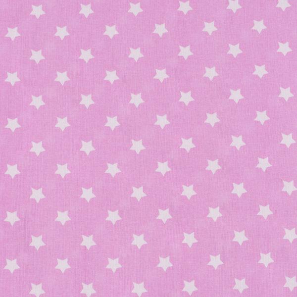 ткань на отрез поплин набивной звезды