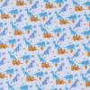 ткани на отрез фланель детская 90 см