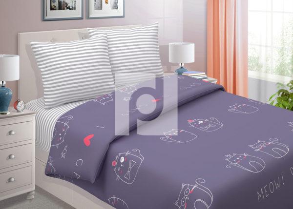 ткань на отрез бязь 220 постельный