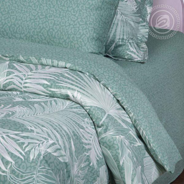 ткань на отрез сатин постельный