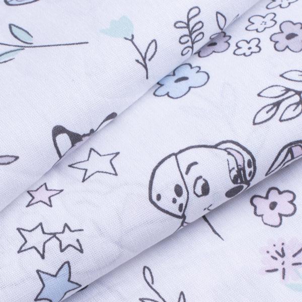 ткань на отрез бязь детская