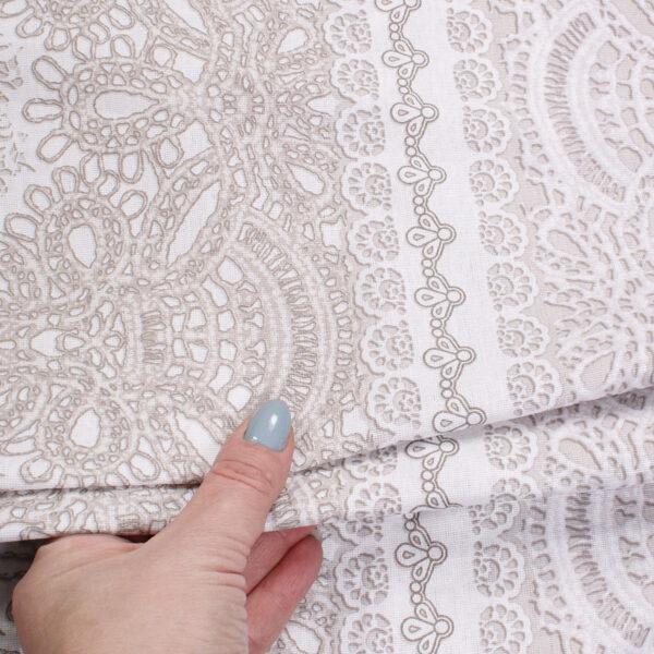 ткани на отрез бязь постельный 220 см