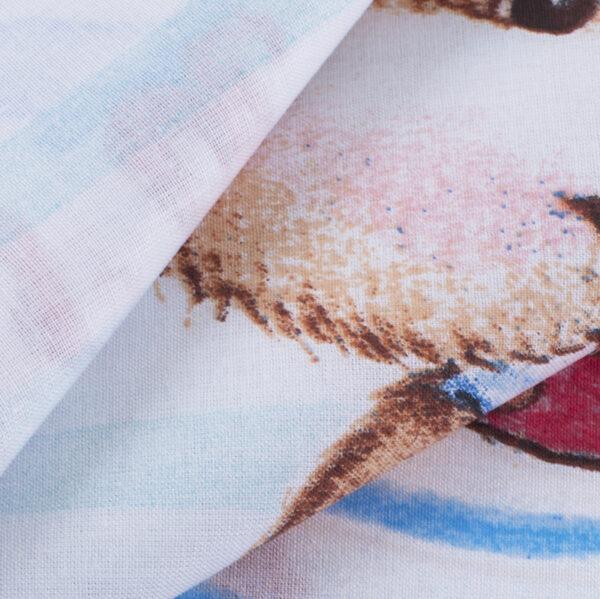 ткань на отрез перкаль детский 150 см