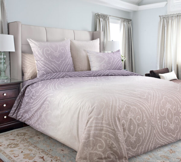 ткань на отрез сатин постельный 220 см