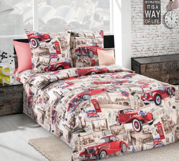 ткани на отрез бязь постельная 150