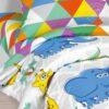 ткань на отрез поплин детский