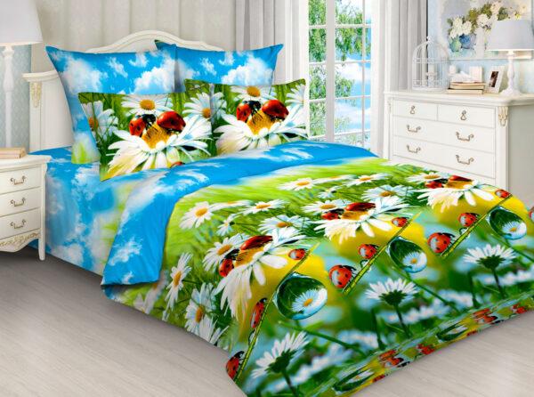 ткань на отрез бязь 220 постельная купить дешево