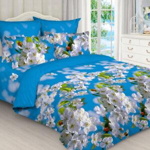 ткань на отрез бязь постельная 220 см купить дешево с доставкой по рф